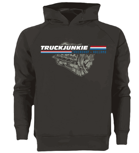 HOODIE - TJ TRUCKSHOP HOLLAND -ENGINE