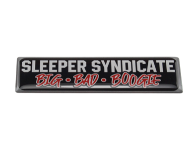 3D SLEEPER SYNDICATE BIG BAD BOOGIE