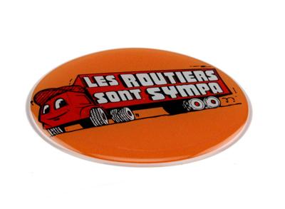 LES ROUTIERS SONT SYMPA