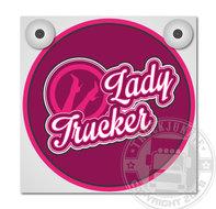 LICHTBAKJE LADY TRUCKER